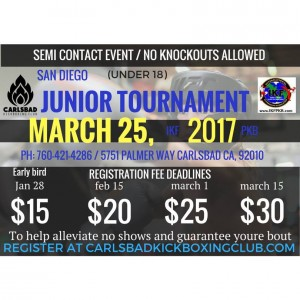 rolando montano pkb kids tournament march 25th 2017