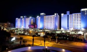 HOTEL INFO/ 2019 IKF East Coast FALL Muay Thai / Kickboxing Classic @ Crown Reef Hotel | Atlantic Beach | South Carolina | United States