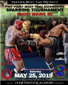 IKF Point Muay Thai / Kickboxing Tournament -  Rocky Mount, NC @ Team Panther Muay Thai | Rocky Mount | North Carolina | United States