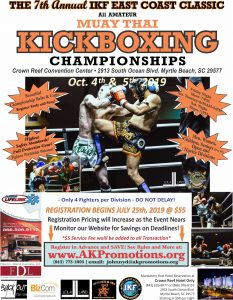Muay Thai | Kickboxing Events