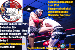 The IKF Georgia Classic - Muay Thai / Kickboxing Tournament- SEE REGISTERED FIGHTERS! @ Columbus Convention Center | Columbus | Georgia | United States